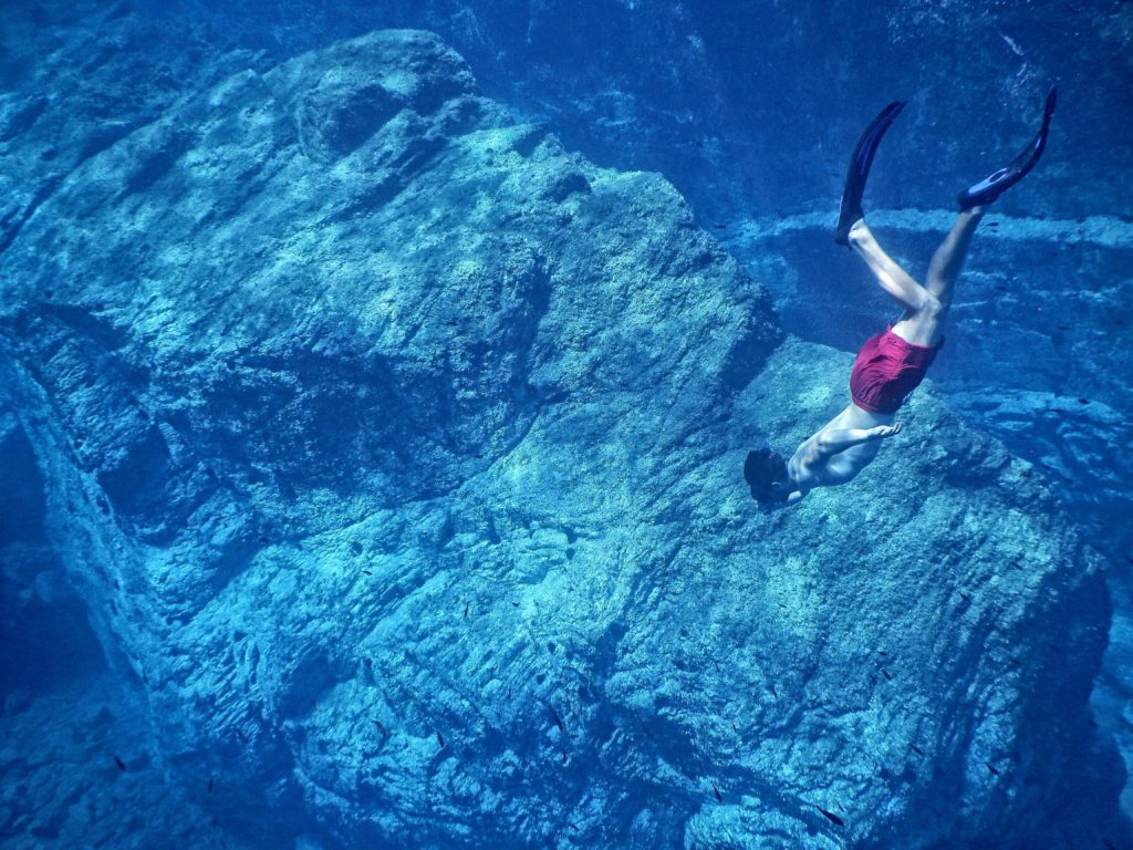 Snorkelen op Ibiza met uw boot gehuurd bij SamBoat